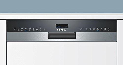 Siemens SN558S06TE Geschirrspüler Teilintegriert A+++ VarioSpeed Plus BrilliantShine System - 3