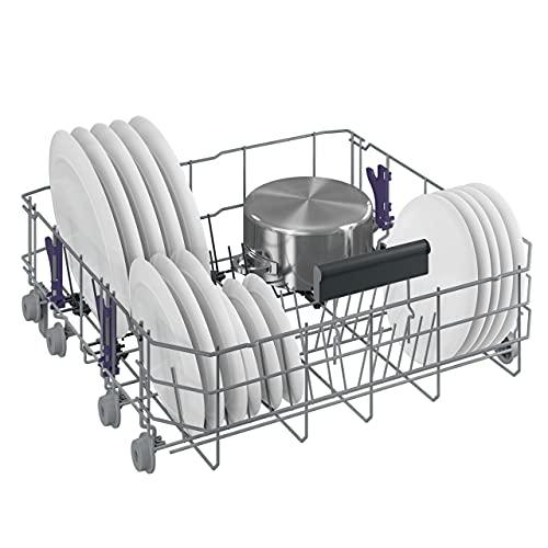 Beko DSN6634FX2 Geschirrspüler Teilintegriert / A++ / TrayWash / Turbotrockung / Watersafe+ / ProSmart Inverter Motor / SteamGloss - 4