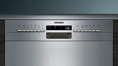 Siemens SN436S01CE iQ300 Unterbaugeschirrspüler 1.7 cm/A+++/234 kWh/Jahr/MGD/2660 L/jahr/Höhenverstellbarer Oberkorb - 2