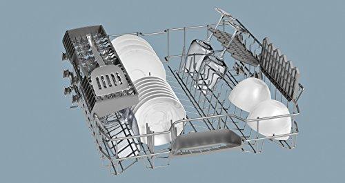 Siemens SN436S01CE iQ300 Unterbaugeschirrspüler 1.7 cm/A+++/234 kWh/Jahr/MGD/2660 L/jahr/Höhenverstellbarer Oberkorb - 4