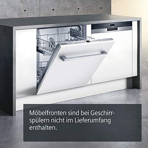 Siemens SN436S01CE iQ300 Unterbaugeschirrspüler 1.7 cm/A+++/234 kWh/Jahr/MGD/2660 L/jahr/Höhenverstellbarer Oberkorb - 5