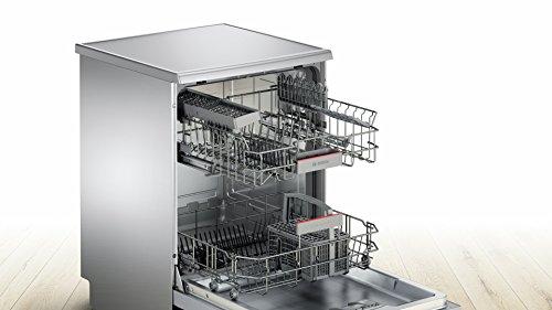 Bosch SMS46GI01E Geschirrspüler Freistehend/A++/258 kWh/Jahr /2660 L/jahr/DosierAssistent - 2