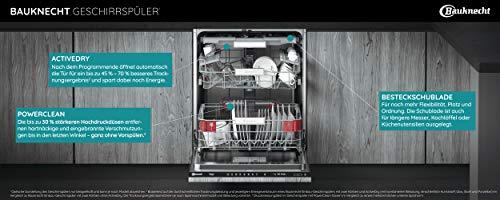 Bauknecht BFC 3C26 PF A Geschirrspüler freistehend, A++, 60 cm, 265 kWh/Jahr, 14 MGD, Power Clean, Startzeitvorwahl, Option Multizone - 2