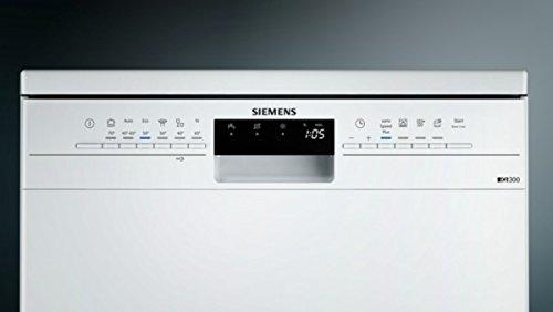 Siemens SN236W01CE iQ300 Geschirrspüler A+++ - 4
