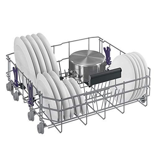 Beko DSN28431X Geschirrspüler Teilintegriert / A+++ / 237 kWh/Jahr / 2660 l/Jahr / AquaIntense - 5