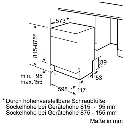 Siemens iQ500 SN45M539EU speedMatic - 7